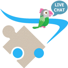 Module Live Chat Tawk.To OpenCart (OCMOD)